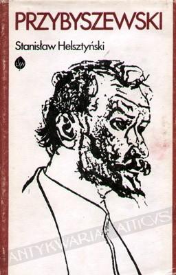 Okładka książki Przybyszewski