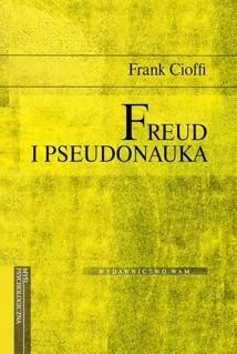 Okładka książki Freud i pseudonauka