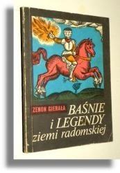Okładka książki Baśnie i legendy ziemi radomskiej