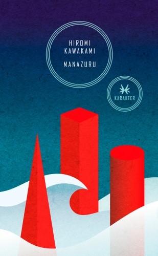 Okładka książki Manazuru
