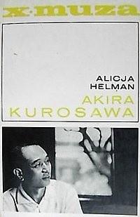 Okładka książki Akira Kurosawa