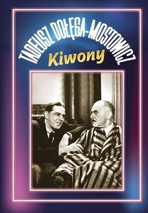 Okładka książki Kiwony