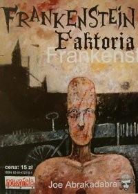 Okładka książki Frankenstein Faktoria
