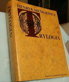 Okładka książki Trylogia