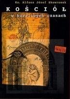 Okładka książki Kościół w burzliwych czasach