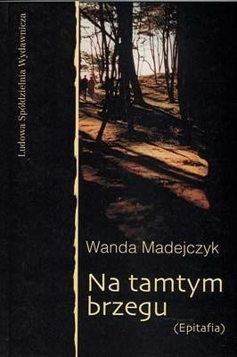 Okładka książki Na tamtym brzegu