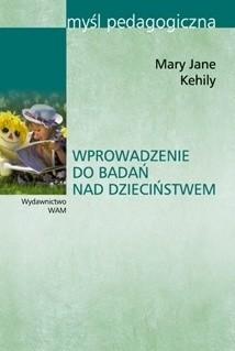 Okładka książki Wprowadzenie do badań nad dzieciństwem