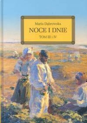 Okładka książki Noce i dnie t. III-IV