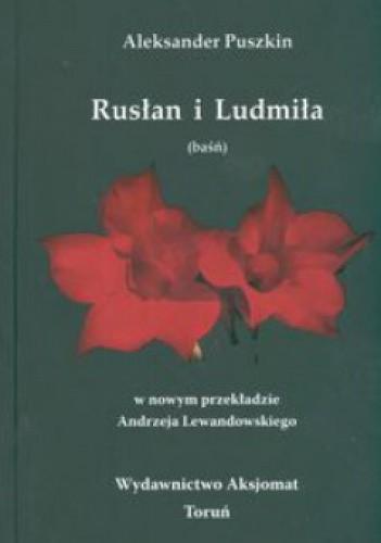 Okładka książki Rusłan i Ludmiła