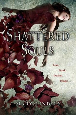 Okładka książki Shattered Souls