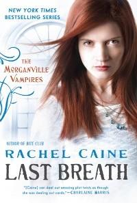 Okładka książki The Morganville Vampires 11: Last Breath