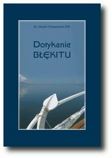 Okładka książki Dotykanie Błękitu