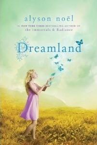 Okładka książki Dreamland