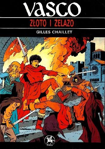 Okładka książki Vasco: Złoto i żelazo