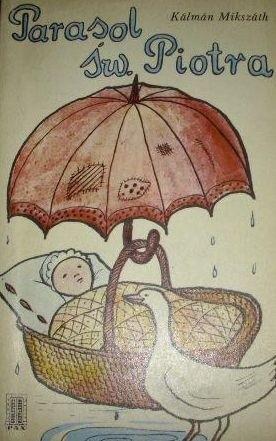 Okładka książki Parasol św. Piotra