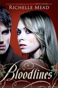 Okładka książki Bloodlines