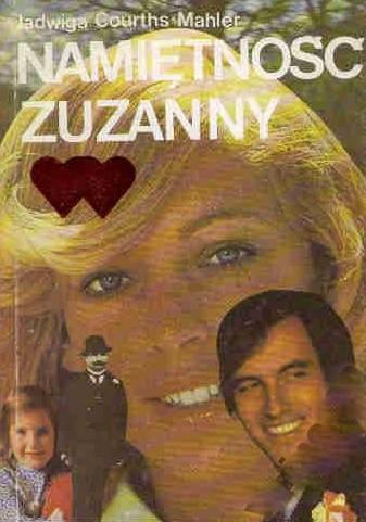 Okładka książki Namiętność Zuzanny