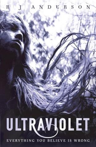 Okładka książki Ultraviolet
