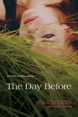 Okładka książki The Day Before
