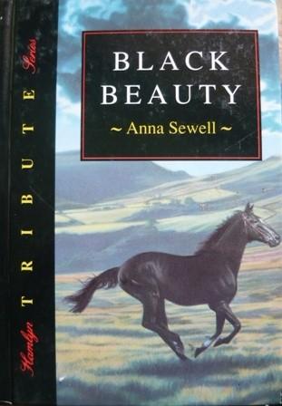 Okładka książki Black Beauty