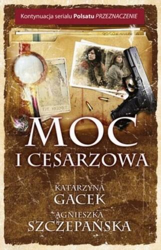 Okładka książki Moc i cesarzowa