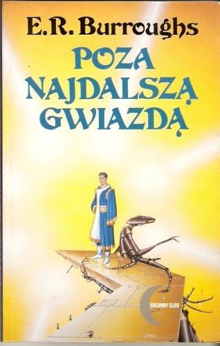 Okładka książki Poza najdalszą gwiazdą