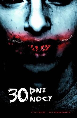 Okładka książki 30 dni nocy