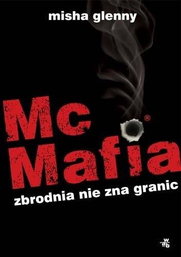 Okładka książki McMafia. Zbrodnia nie zna granic