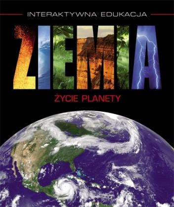 Okładka książki Ziemia. Życie planety