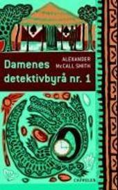 Okładka książki Damenes detektivbyrå nr 1
