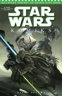 Okładka książki Star Wars Komiks 4/2011
