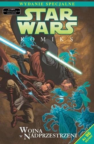 Okładka książki Star Wars Komiks. Wydanie Specjalne 1/2011