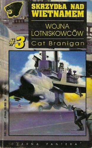 Okładka książki Wojna lotniskowców