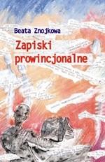 Okładka książki Zapiski prowincjonalne
