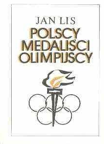 Okładka książki Polscy medaliści olimpijscy