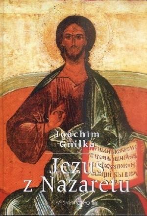 Okładka książki Jezus z Nazaretu