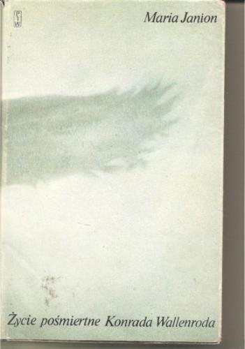 Okładka książki Życie pośmiertne Konrada Wallenroda