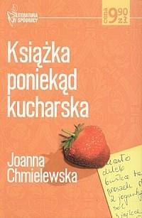Okładka książki Książka poniekąd kucharska