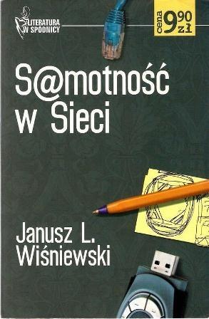 Okładka książki Samotność w Sieci