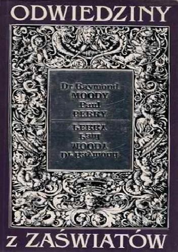 Okładka książki Odwiedziny z zaświatów