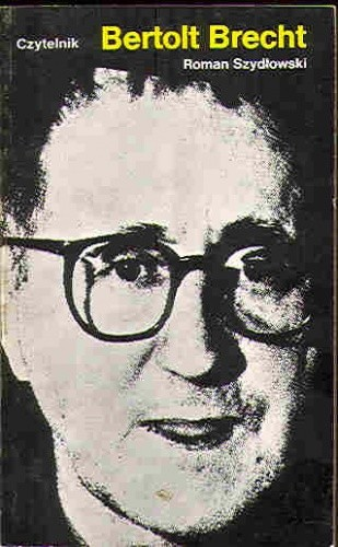 Okładka książki Bertolt Brecht