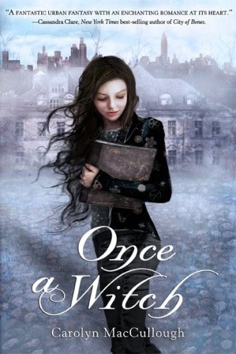 Okładka książki Once a Witch