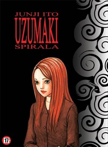 Okładka książki Uzumaki