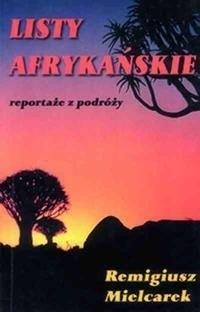 Okładka książki Listy afrykańskie