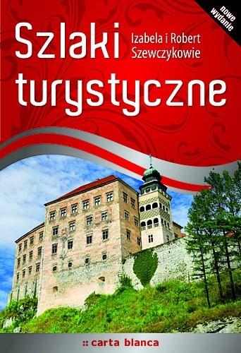 Okładka książki Szlaki turystyczne