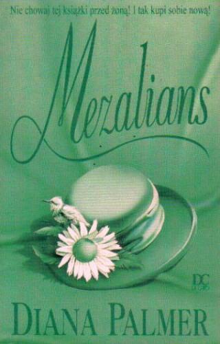 Okładka książki Mezalians