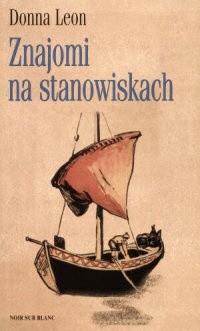 Okładka książki Znajomi na stanowiskach
