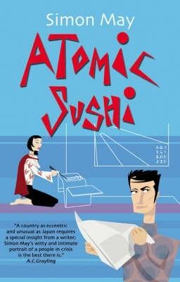 Okładka książki Atomic Sushi