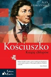 Okładka książki Kościuszko. Książę chłopów