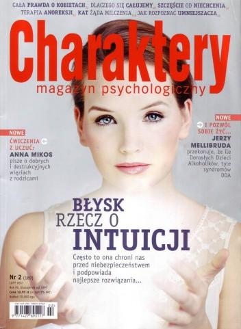 Okładka książki Charaktery, nr 2 (169) / luty 2011